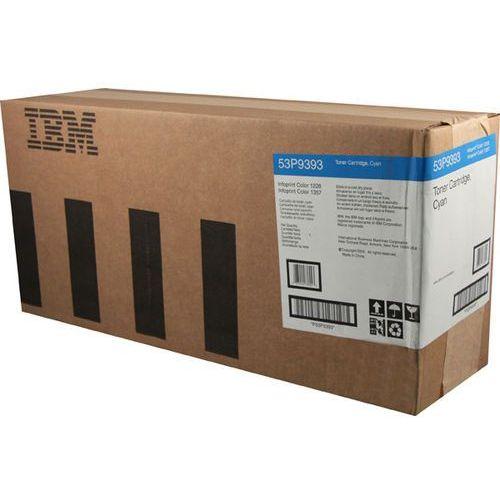 IBM toner Cyan 53P9393