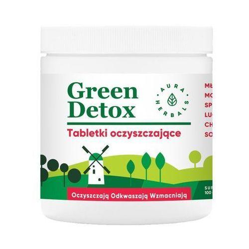 Green Detox tabletki oczyszczająca 100g (5902479610474)