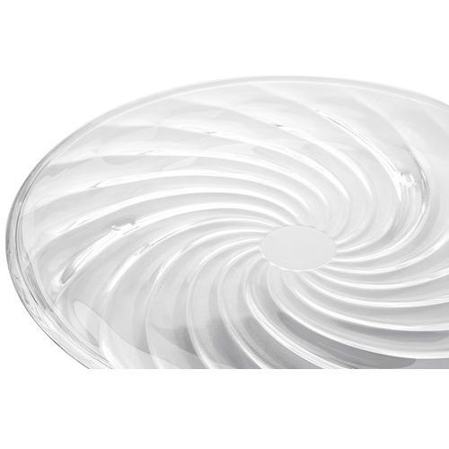 JASŁO Talerz szklany okrągły 22.5 cm