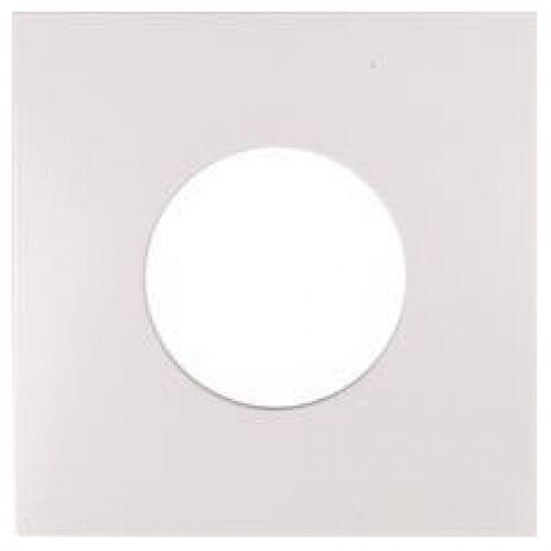 BERKER B.Kwadrat Płytka czołowa do łącznika i sygnalizatora świetlnego E10, biały, połysk 5311248989