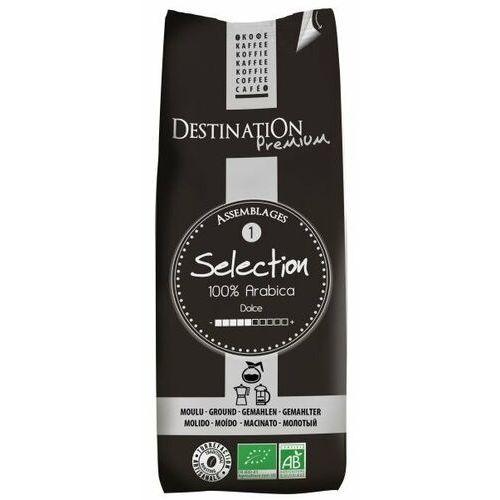 Destination sélection kawa 100% arabica mielona 250g marki 211destination