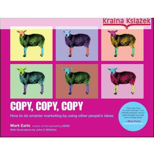 Copy Copy Copy: The art of pattern booking and cha nging mas, Earls, M