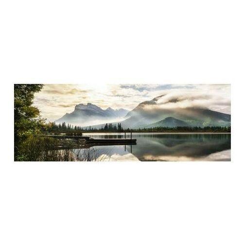 Obraz Canvas Lake Views 60 x 150 cm (5902841506008)