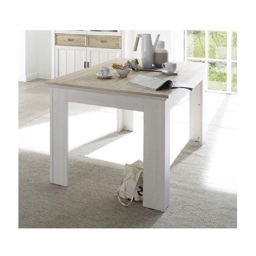 Nierozkładany stół parma w stylu prowansalskim marki Fato luxmeble