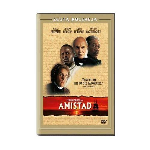 Amistad (złota kolekcja) - Steven Spielberg. DARMOWA DOSTAWA DO KIOSKU RUCHU OD 24,99ZŁ (5903570146824)