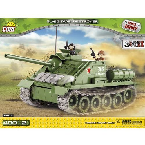 COBI Armia Soviet Tank Destroyer
