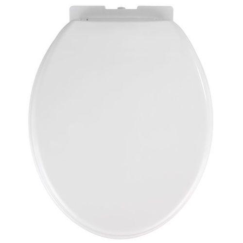 Deska sedesowa optima - thermoplast, biała, marki Wenko