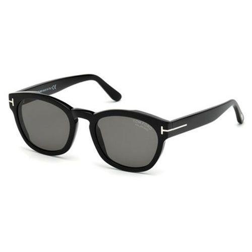Okulary słoneczne ft0590 polarized 01d marki Tom ford