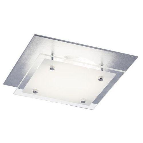 Plafon june 3029 lampa sufitowa 1x12w led biały / srebrny marki Rabalux