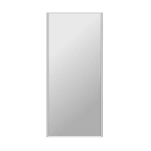 Spaceo Drzwi przesuwne do szafy lustro 98.7 cm