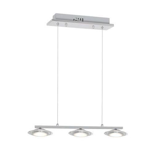 Milagro lampa wisząca Ellipse LED 416, kolor Przezroczysty