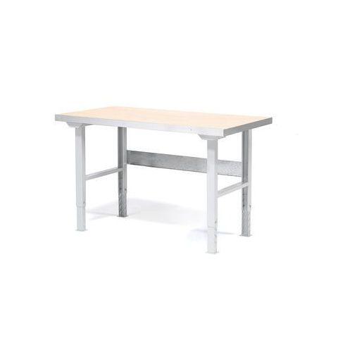 Stół roboczy SOLID, 500 kg, 1500x800 mm, stal