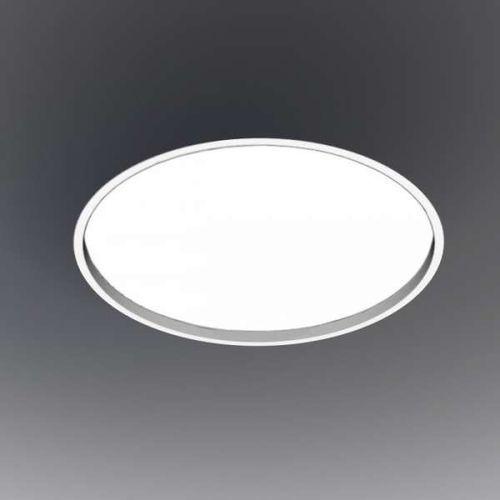 Wpuszczana LAMPA sufitowa OPRAWA podtynkowa HOFU 3319-B/E27/BI Shilo okrągła biały