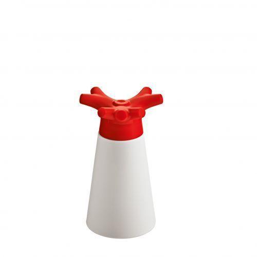Koziol Młynek do przypraw pi:p - czerwony - czerwony