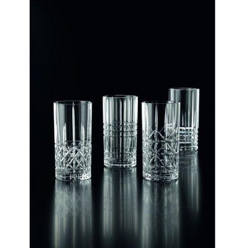 Komplet 4 szklanek do drinków highland longdrink marki Home&you