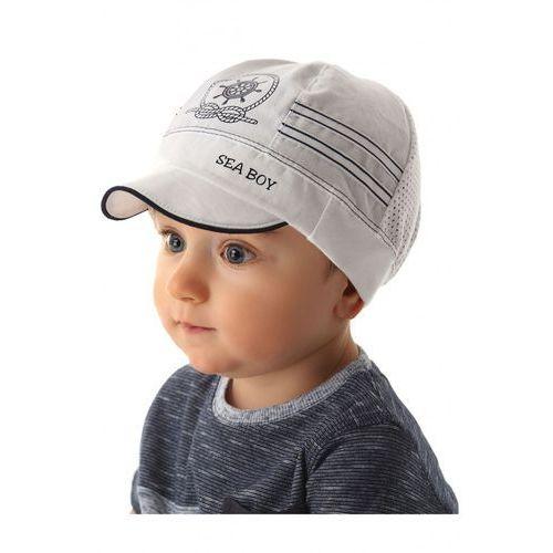 Czapka niemowlęca z daszkiem 5X34CP
