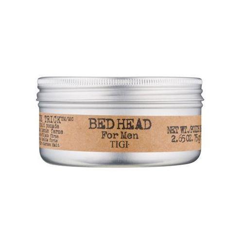 Tigi  bed head b for men pomada do włosów z silnym utrwaleniem (slick trick) 75 g