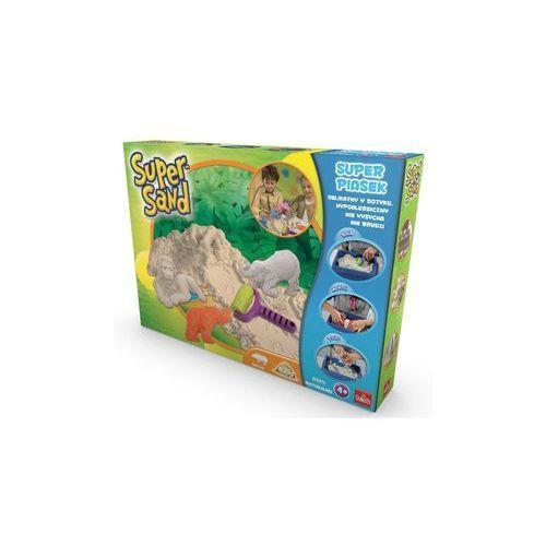 Piasek kinetyczny super sand zwierzęta - szybka wysyłka (od 49 zł gratis!) / odbiór: łomianki k. warszawy marki Goliath