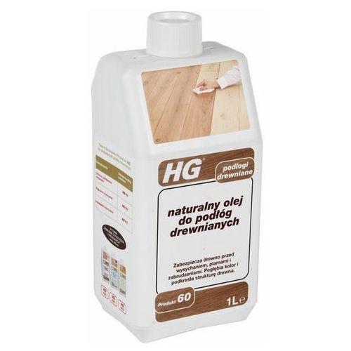 HG naturalny olej do podłóg drewnianych chroniący przed plamami (8711577021054)