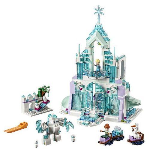 LEGO Disney Princess, Magiczny lodowy pałac Elsy, 41148. Najniższe ceny, najlepsze promocje w sklepach, opinie.