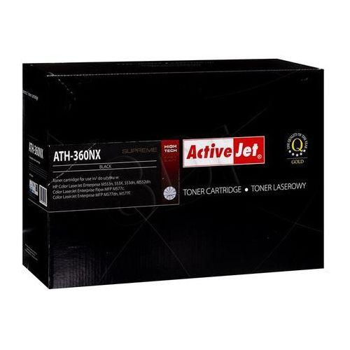 Activejet toner ath-360nx / hp 508x cf360x (black) darmowy odbiór w 20 miastach!