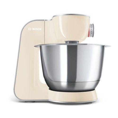 Robot kuchenny Bosch CreationLine MUM58920 Srebrny/Kremowy (4242002903903)