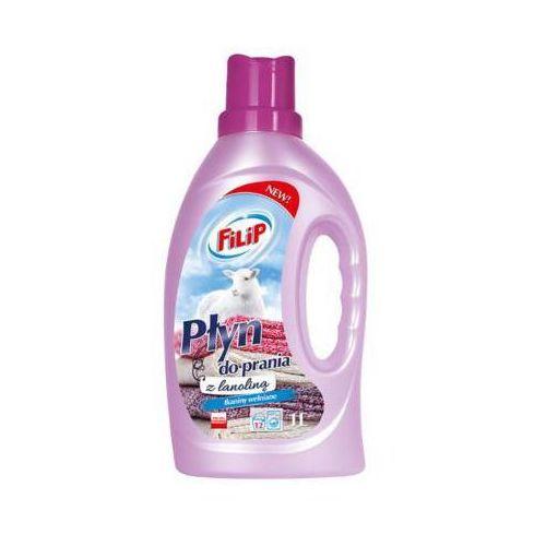Delko Filip 1l płyn do prania tkanin wełnianych z lanoliną (12 prań)