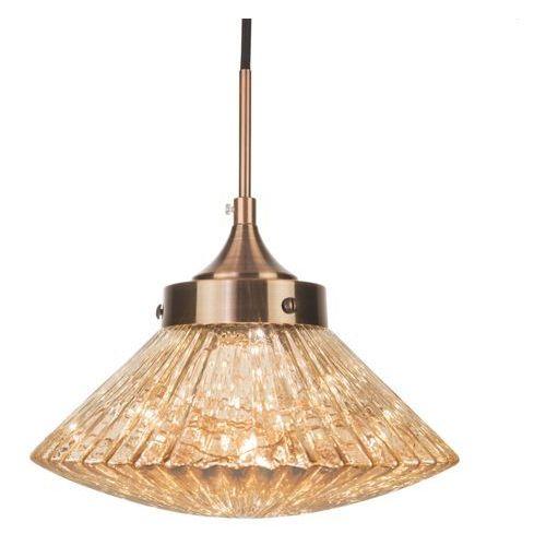 Lampa wisząca BARCELONA P01932BR - Cosmo Light - Rabat w koszyku, kolor Przezroczysty