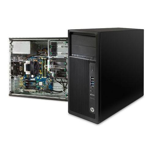 Stacja robocza HP Z240 / Tower LFF / Intel Core i7-7700 3.6 GHz / 8GB DDR4 / 1TB SATA / MS Win 10 PRO, Y3Y78EA