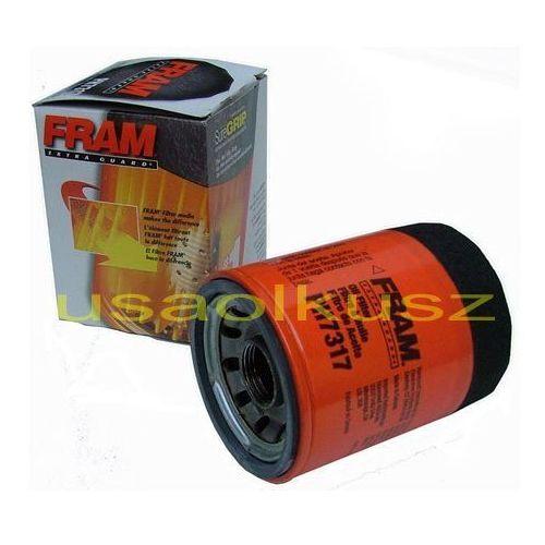 Fram Filtr oleju silnika firmy citroen c-crosser 2,4 16v