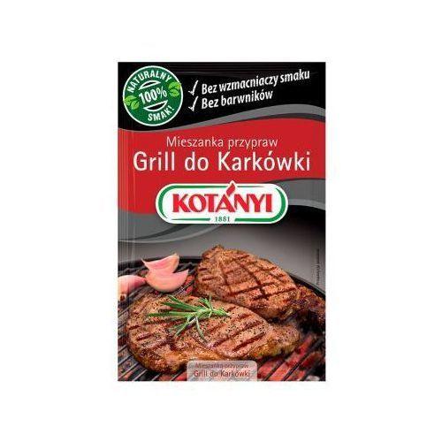 Mieszanka przypraw grill do karkówki 22 g Kotányi