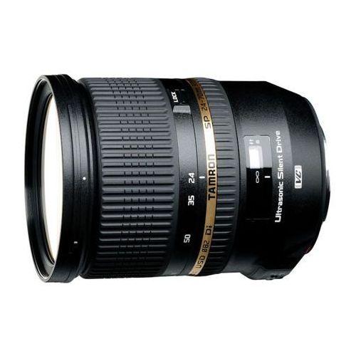 Tamron 24-70mm f/2.8 Di VC USD (Nikon) - odbiór osobisty gratis! - produkt z kategorii- Obiektywy fotograficzne