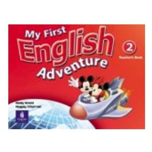 My First English Adventure 2 - Teacher's Book [Książka Nauczyciela] (opr. miękka)