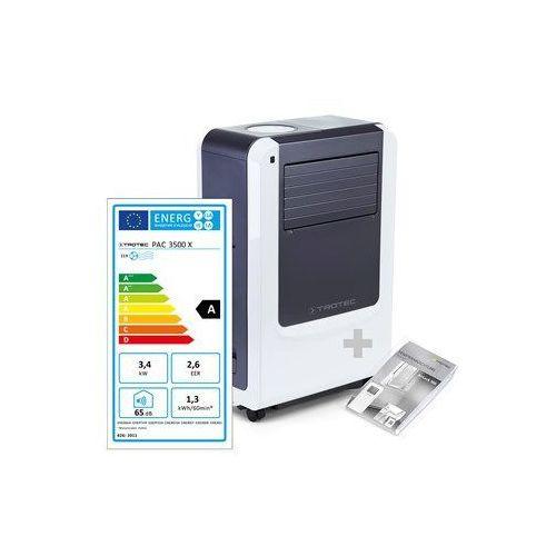 Trotec Klimatyzator lokalny pac 3500 x + airlock 100 (4052138009741)