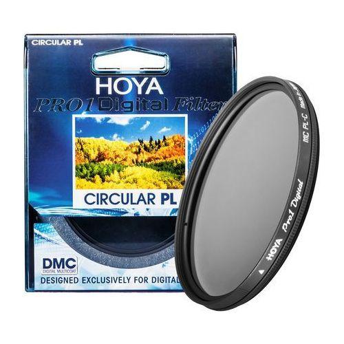 Filtr polaryzacyjny Hoya Pro1 Digital 67mm - OUTLET