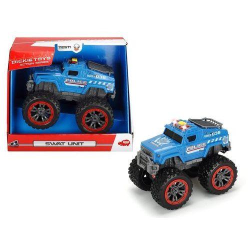 Dickie samochód policyjny terenowy s.w.a.t. team 330 4001 marki Dickie toys