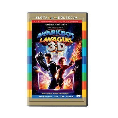 Rekin i Lava Przygoda w 3D (DVD) - Hugo Rodriguez