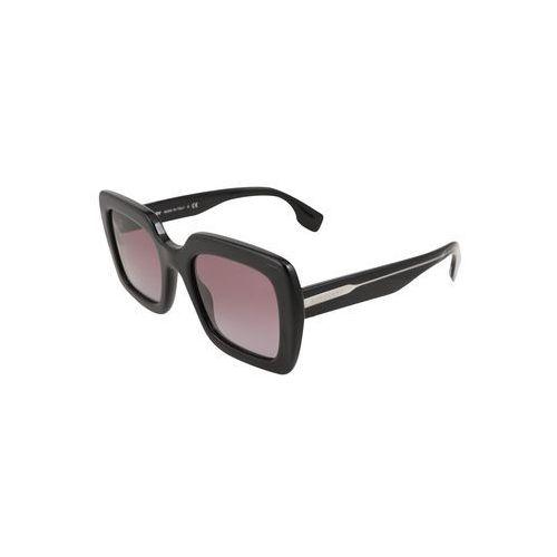 okulary przeciwsłoneczne czarny marki Burberry
