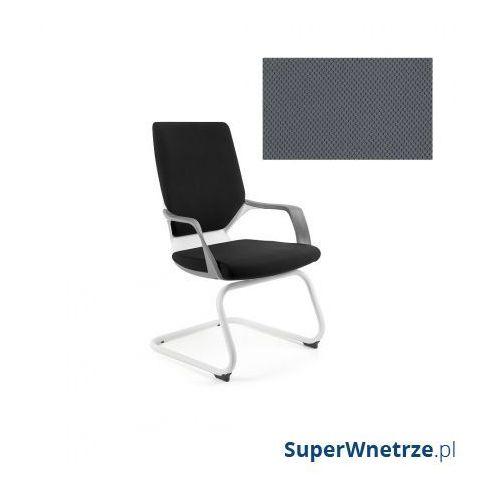 Krzesło biurowe Apollo Skid Unique slategrey