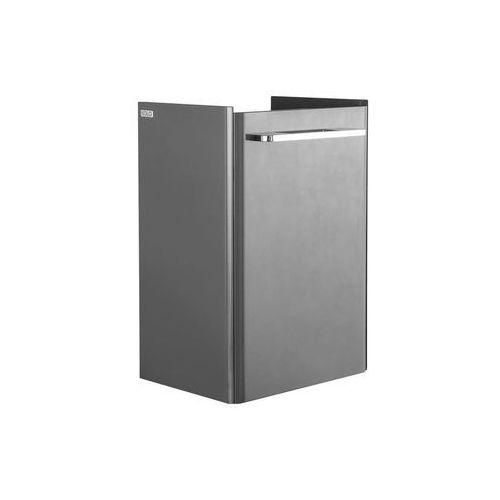 Koło Life! szafka wisząca podumywalkowa 314x454x231 cm ciepły szary - 89463000