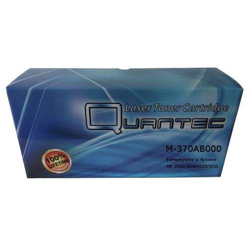 Zastępczy toner kyocera mita [370ab000] black marki Quantec