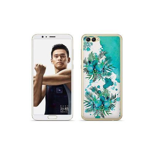 etuo Fantastic Case - Huawei Nova 2S - etui na telefon Fantastic Case - turkusowa orchidea, ETHW652FNTCFC005000