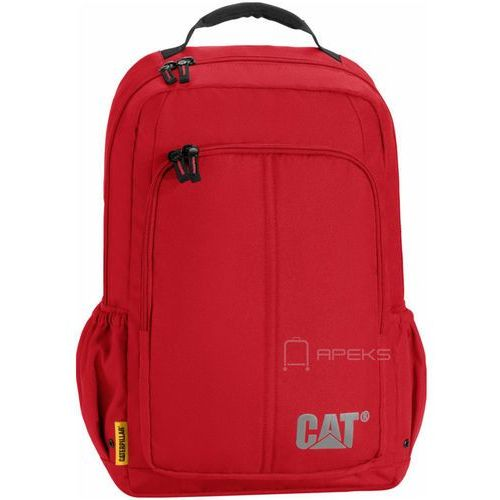 Caterpillar INNOVADO plecak na laptop 15,6'' CAT / Red - Red