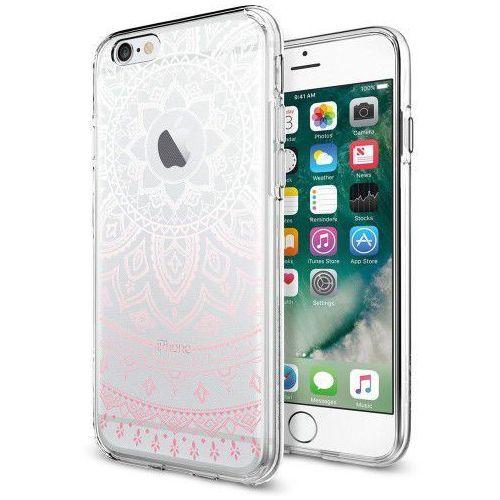 liquid shine iphone 6/6s (4.7) pink, marki Spigen sgp