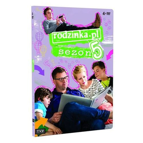 Rodzinka.pl sezon 5 (5902600068488)
