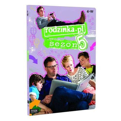 Rodzinka.pl sezon 5, 67048302073DV (1673192) - OKAZJE