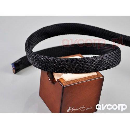 ViaBlue XL (BIG) 11-27mm BLACK Sleeve - oplot do kabli - Black \ XL: 11-27mm