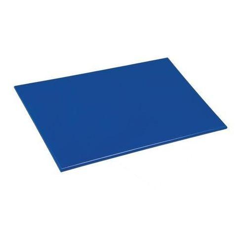 Outlet - deska do krojenia | niska gęstość | antybakteryjna | niebieska marki Hygiplas