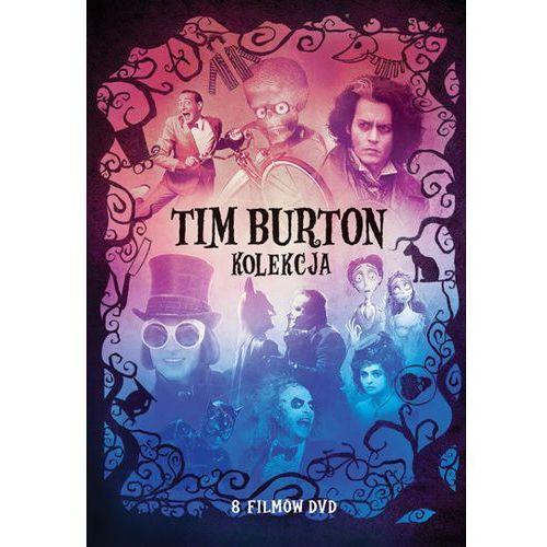 OKAZJA - TIM BURTON KOLEKCJA (12 DVD) GALAPAGOS Films 7321909320505