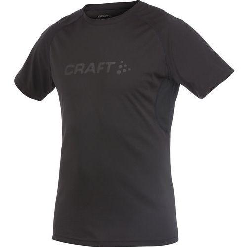 CRAFT Prime SS Tee - męska koszulka do biegania (czarny)